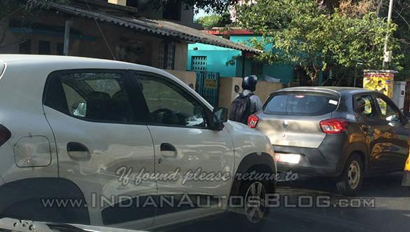 Renault-Kwid-Chennai-spied1 r