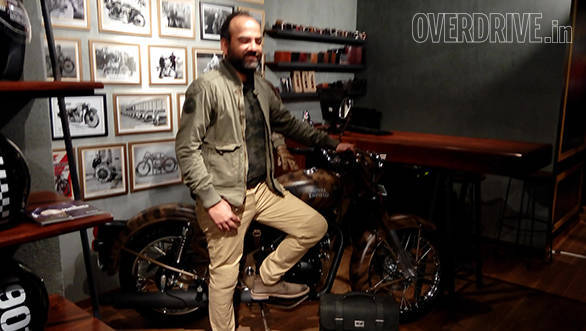 Royal Enfield Despatch motorcycles launched in India at Rs 2.24 lakh