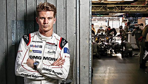 Porsche Team: Nico Huelkenberg