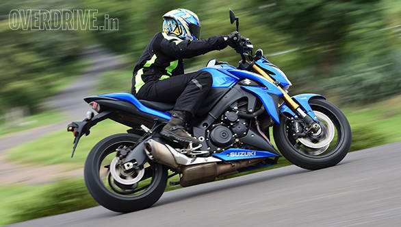 US Suzuki GSX-S1000 recall does not affect India