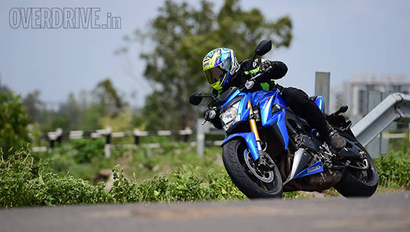 Suzuki GSX-S1000 first ride review