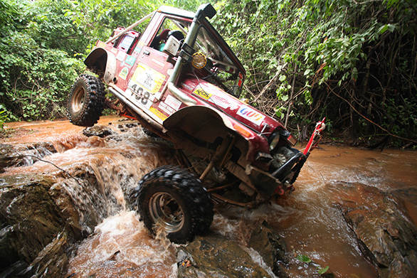 2015 Force Gurkha Rainforest Challenge: Tan Eng Joo takes victory yet again