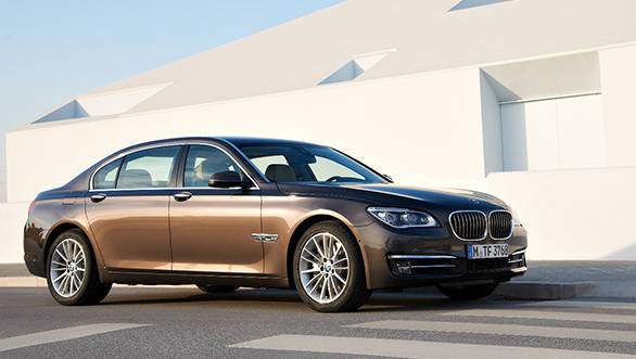 The BMW 7 Series Resize
