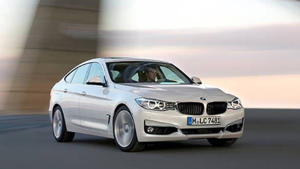 The BMW GT resize