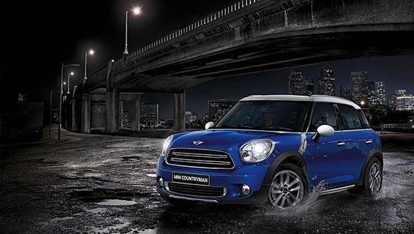 2015 Mini Countryman diesel launched in India at Rs 36.50 lakh