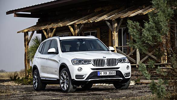 03 The BMW X3
