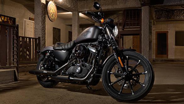 2016 Harley Davidson 883  (12)