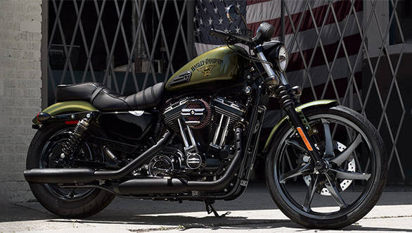 2016 Harley Davidson 883  (13)