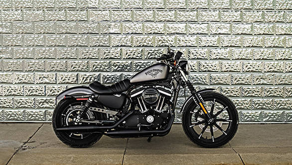 Image Gallery 2016 Harley Davidson Iron 883