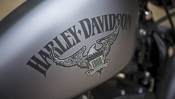 2016 Harley Davidson 883  (16)