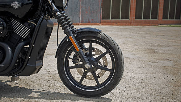 The Street 750 now also gets a revised braking system