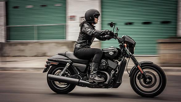2016 Harley Davidson Street 750 (13)