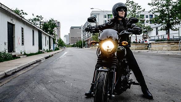 2016 Harley Davidson Street 750 (7)