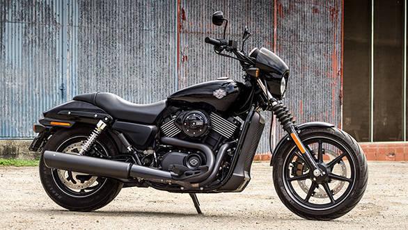 2016 Harley Davidson Street 750 (8)