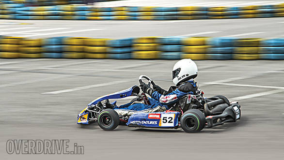 A_karter_races_at_Round_2_of_the_10th_JK_Tyre-FMSCI_National_Rotax_Max_Karting_Championship_at_JK_Tyre-MMS_Kartainment_Track_in_Hyderabad__1_NEW