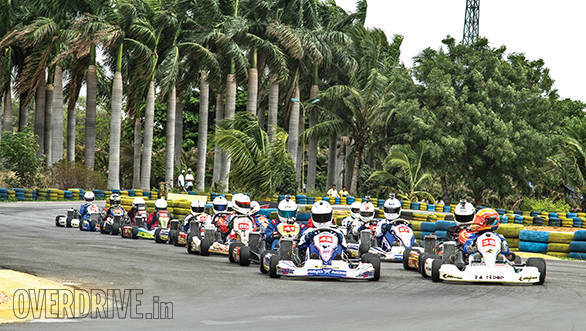 Everything you need to know about karting in India