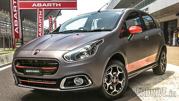India-spec Fiat Punto Evo Abarth specs and performance figures surface