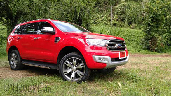 Ford Endeavour new