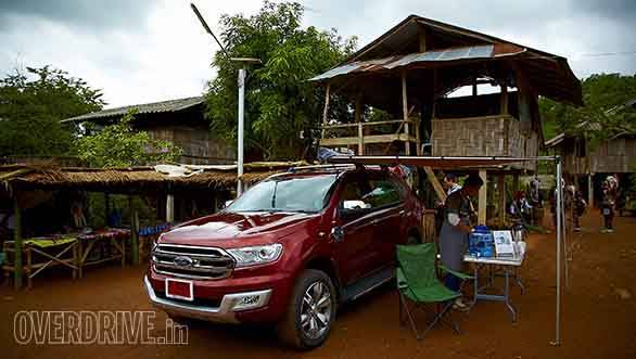 Ford Everest drive 008