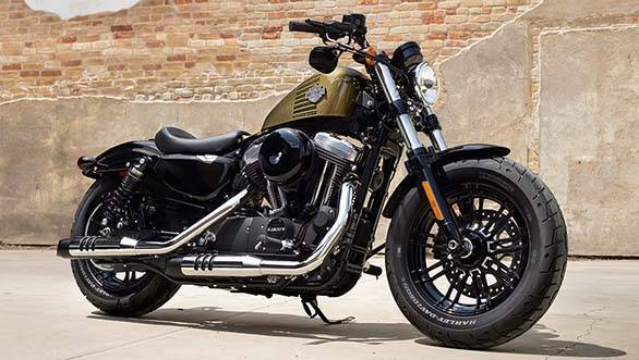 Harley Davidson Forty-Eight (2)
