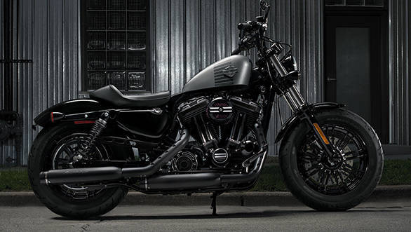 Harley Davidson Forty-Eight (3)