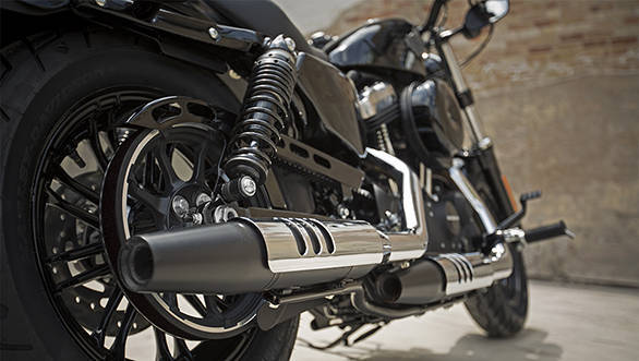 Harley Davidson Forty-Eight (8)