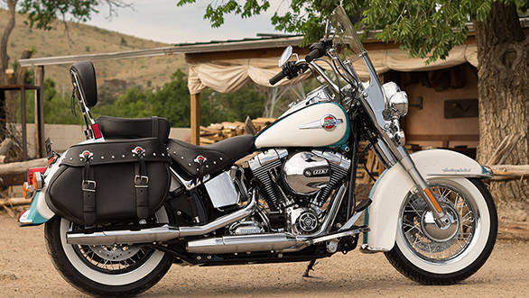 Harley Davidson Heritage Softail Classic (2)
