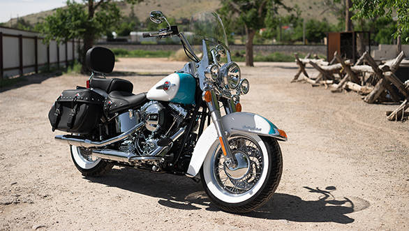 Harley Davidson Heritage Softail Classic (3)