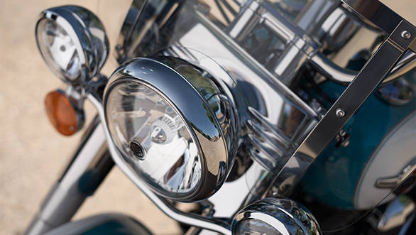 Harley Davidson Heritage Softail Classic (4)