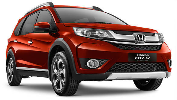 India-bound Honda BR-V prototype showcased at GIIAS Indonesia 2015