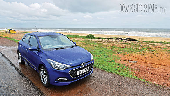 Hyundai Elite i20 long term