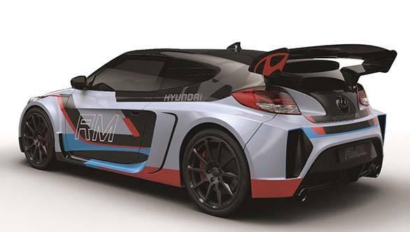 Hyundai RM15 Concept