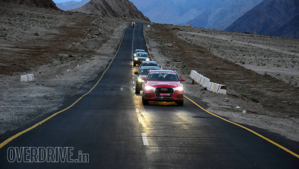 Best driving roads: Manali to Leh