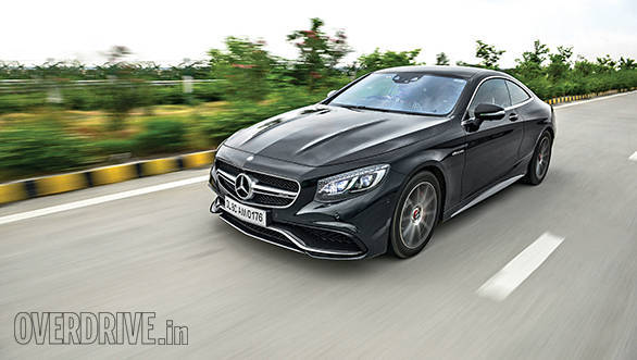 2015 Mercedes AMG S 63 Coupe first drive review Overdrive
