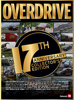 September 2015 issue of OVERDRIVE