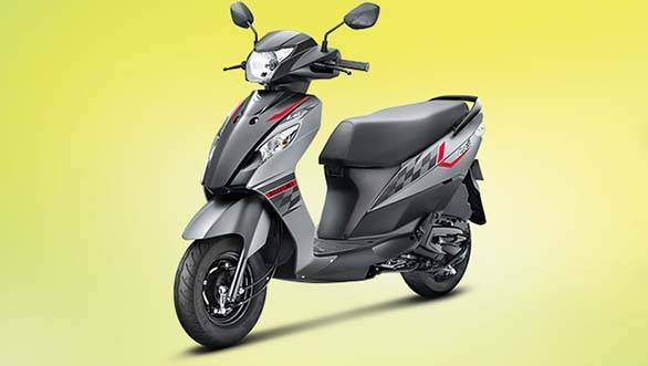 Suzuki announces new colours for the Let's scooter in India