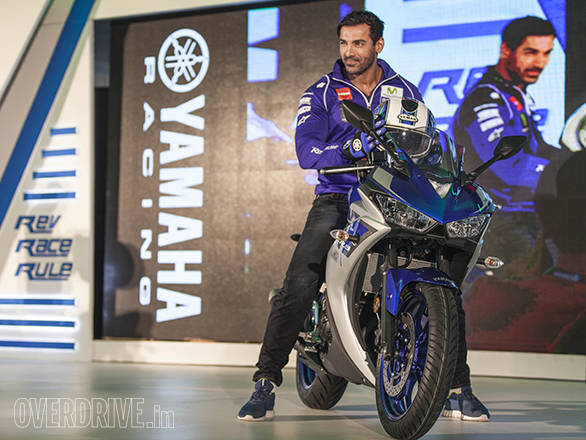 Yamaha YZF-R3 in India