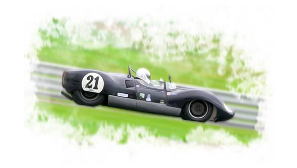 Ghosts of motorsport's past