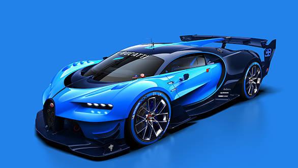 Bugatti Vision Gran Tourismo 3