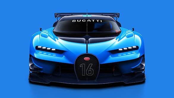 Bugatti Vision Gran Tourismo 2