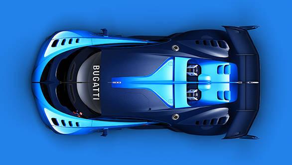 Bugatti Vision Gran Tourismo 5