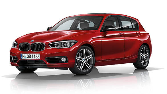 BMW launches 1 Series facelift in India at Rs 29.5 lakh