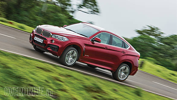 2015 BMW X6 xDrive40d M Sport road test review