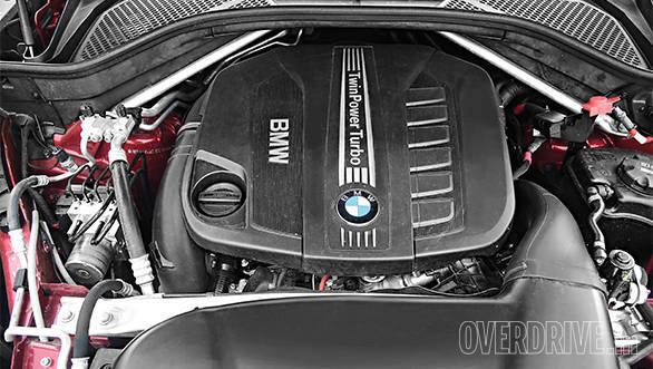 2015 Bmw X6 Xdrive40d M Sport Road Test Review Overdrive