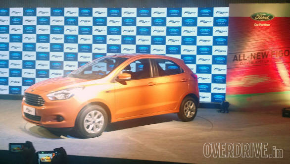 2015 Ford Figo hatchback launched in India at Rs 4.29 lakh