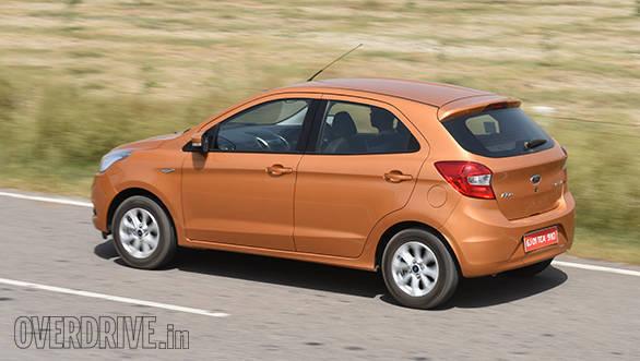 2015 Ford Figo  (9)