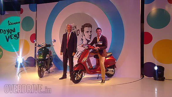 Vespa India launches new 150cc scooters starting at Rs 84,641