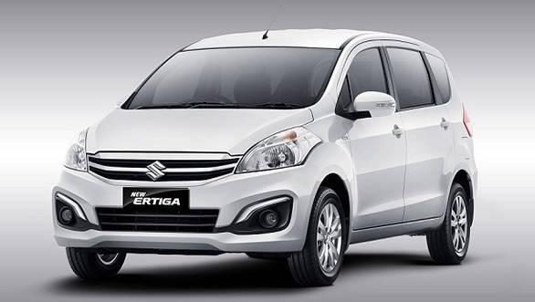 2015 Maruti Suzuki Ertiga