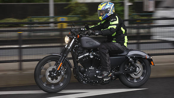 2016 Harley-Davidson Iron 883 first ride review