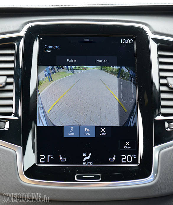 Volvo Xc90 Bowers Wilkins Sound Estate: 2016 Volvo XC90 Road Test Review (India)